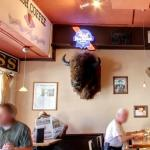 Bison Head (StreetView)