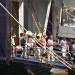M/F Maria Buono Unloading