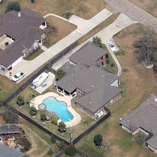 Boosie Badazz's house in Lousiana