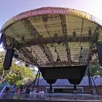 Central Park's Rumsey Playfield Stage