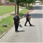 Detroit Police On The Job