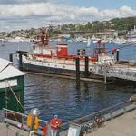 Fireboat Duwamish