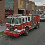 D.C. Fire Department Repair Shop