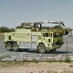 Oshkosh Airport Fire Truck