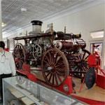 Horse-Drawn Steam Pumper
