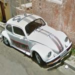 Cool VW Beetle (StreetView)