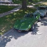 Vintage Corvette Convertible