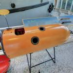 21 inch Mark IX torpedo warhead