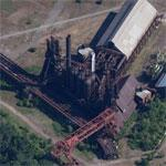 Carrie Furnace (Google Maps)