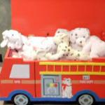 Stuffed dalmatians