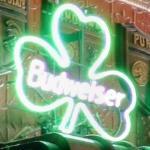 Budweiser Shamrock