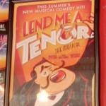 'Lend me a Tenor'