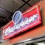 Budweiser company logo