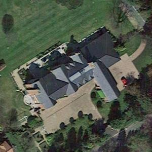 Alan Shearer's House (Google Maps)