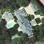 Samuel L. Jackson's House (Google Maps)