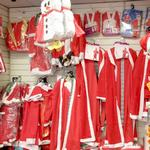 Santa Claus clothing for sale