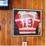 Steve Yzerman Red Wings Jersey