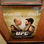 UFC 154: St-Pierre vs. Condit ad