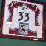 Patrick Roy jersey