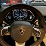 Aventador LP 700-4 Roadster (inside)
