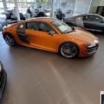 Audi R8 GT (333 units world wide, 35 UK, 90 USA) (StreetView)