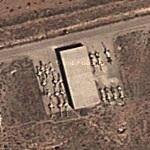 Artillery Storage in Duma (Google Maps)