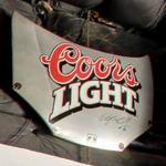 NASCAR hood