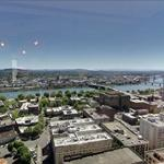 Downtown Portland (StreetView)
