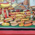 Hot dog items