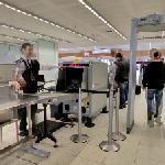Passenger screening - Adelaide Airport