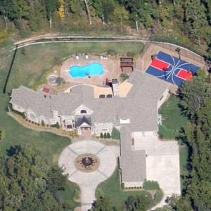 Doug McMillon's house (Google Maps)