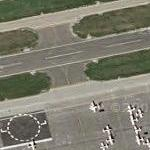 Fullerton Municipal Airport (Google Maps)