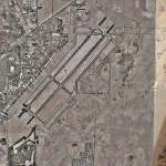 Operation Red Flag at Nellis AFB (Google Maps)