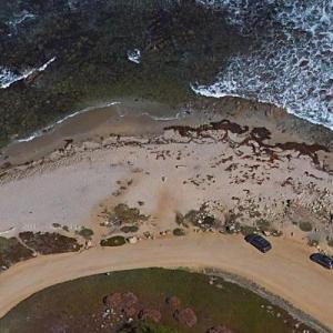 John Denver Crash Site In Pacific Grove Ca Virtual