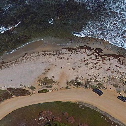 John Denver Crash Site In Pacific Grove Ca Google Maps