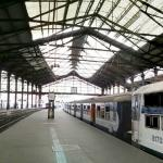 Saint-Lazare train station