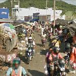 Colombian Street market