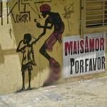 È o Saci Urbano! graffiti