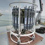 SBE 32 Carousel Water Sampler