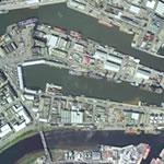 Aberdeen Harbour (Google Maps)