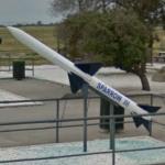AIM-7 Sparrow III missile