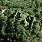 Chalusset castle (Google Maps)