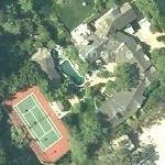 Jim Carrey's House (Google Maps)