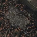 Sarajevo Cemetary (Google Maps)