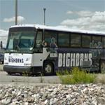 Helena Bighorns team bus