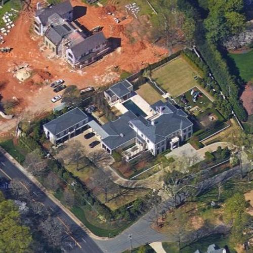 Universities In Charlotte Nc >> Jeff Gordon's House in Charlotte, NC (#4) - Virtual Globetrotting