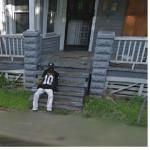 Loitering at A Vacant house