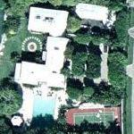 Barry Gibb's House (Google Maps)