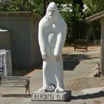 Abominable Snowman (StreetView)