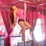 Pole dancer (StreetView)